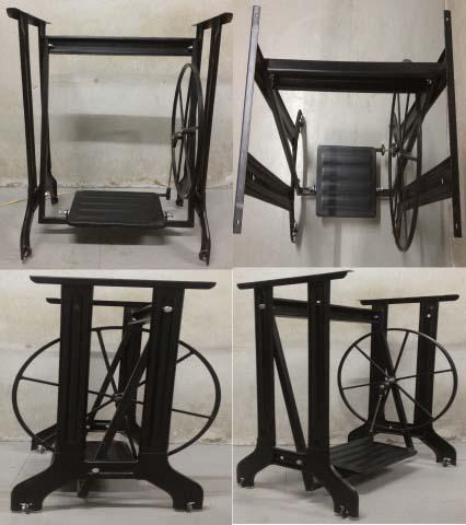 New DD Stand Navbharat Sewing Machine Akola Custom How To Assemble Sewing Machine